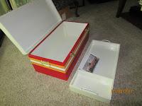 Footlocker Toybox