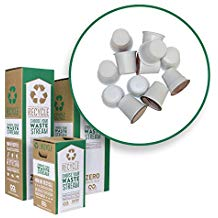 """Coffee Capsule Zero Waste Box (Small 11"""" x 11"""" x 20"""")"""