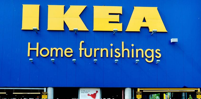 Ikea home store